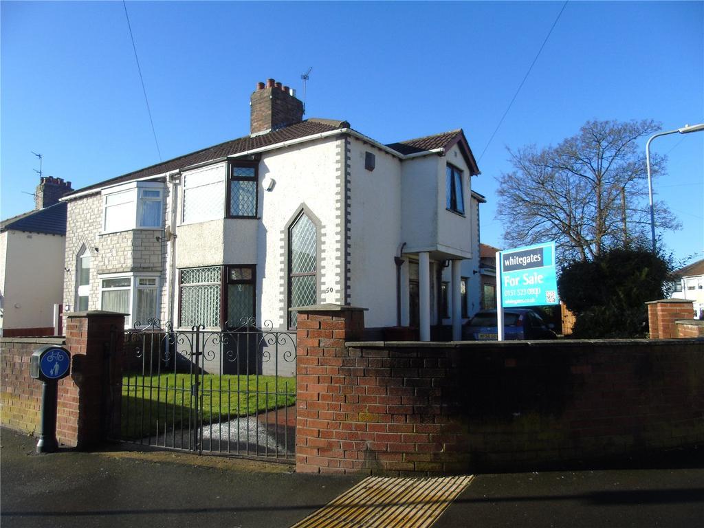 3 Bedrooms Semi Detached House for sale in Field Lane, Fazakerley, L10