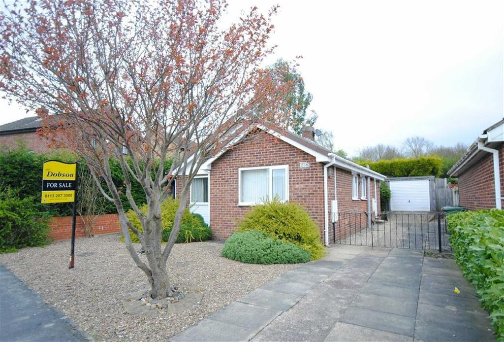 3 Bedrooms Detached Bungalow for sale in Sandgate Drive, Kippax, Leeds, LS25