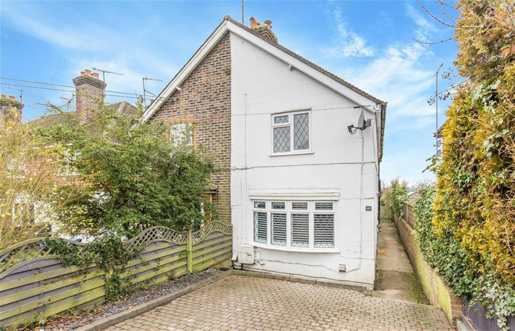 3 Bedrooms Semi Detached House for sale in Mill Lane, Hurst Green, Surrey