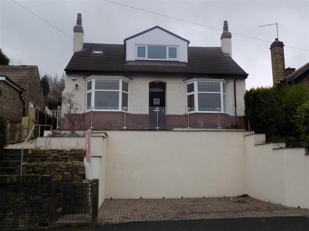 3 Bedrooms Detached House for sale in Jackroyd Lane, Newsome, Huddersfield, HD4