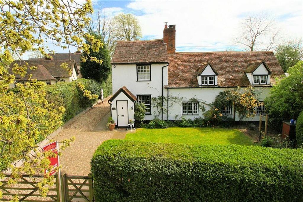 4 Bedrooms Detached House for sale in Park Lane, Old Knebworth SG3 6QB