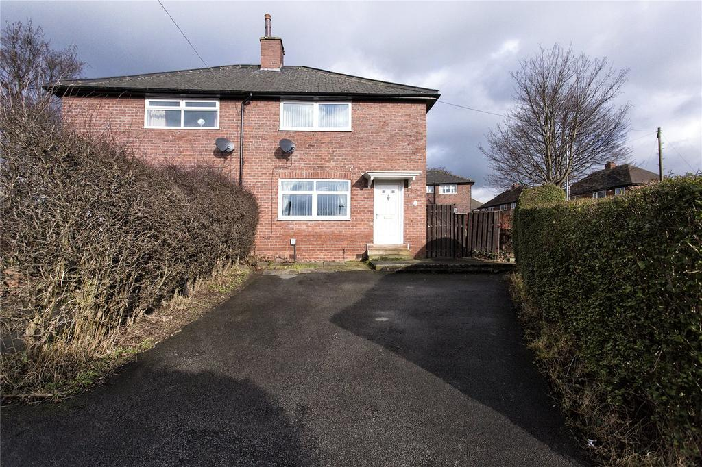 2 Bedrooms Semi Detached House for sale in Wilson Road, Mirfield, West Yorkshire, WF14