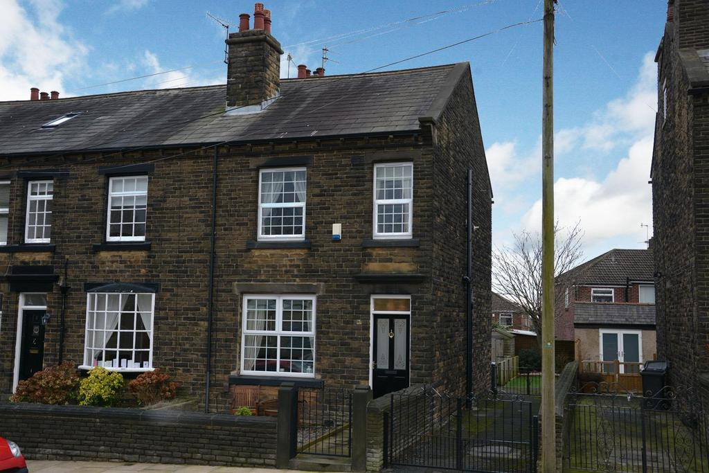3 Bedrooms Terraced House for sale in Chapel Street, Calverley