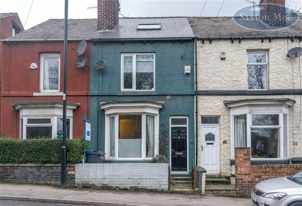 3 Bedrooms Terraced House for sale in Stannington Road, Stannington, Sheffield, S6