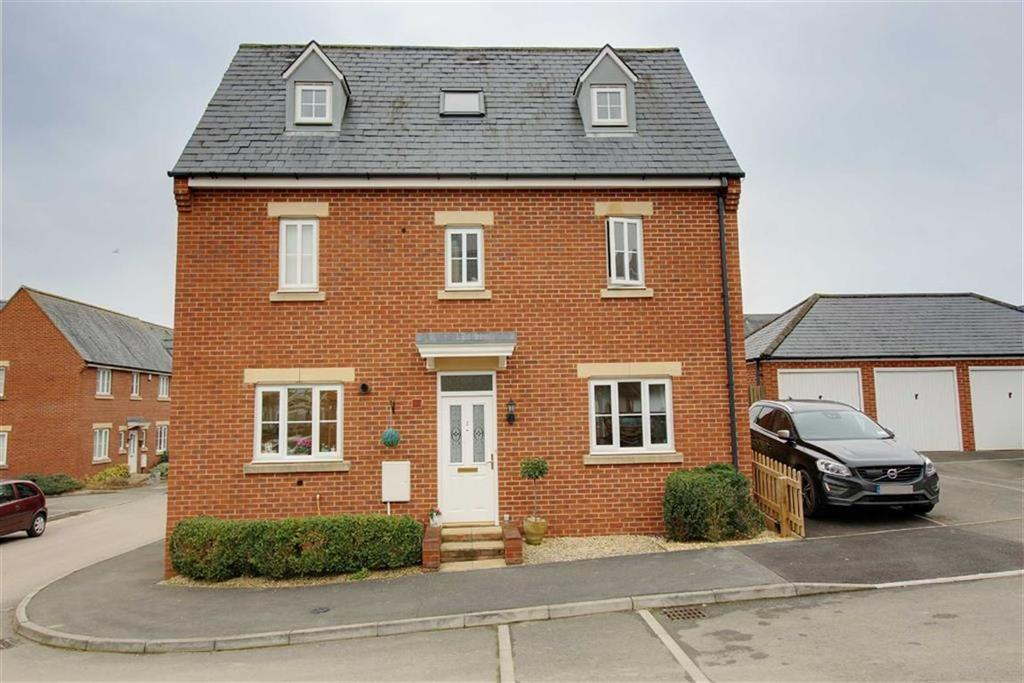 5 Bedrooms Detached House for sale in Palmers Court, Stonehouse, Gloucestershire