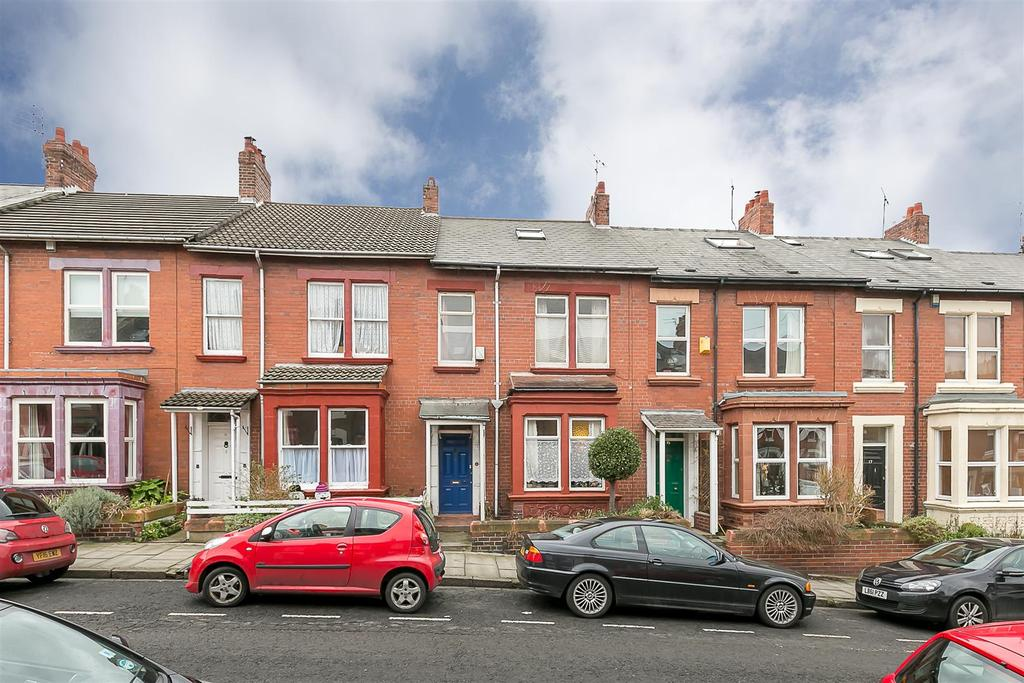 4 Bedrooms Terraced House for sale in Springbank Road, Sandyford, Newcastle upon Tyne
