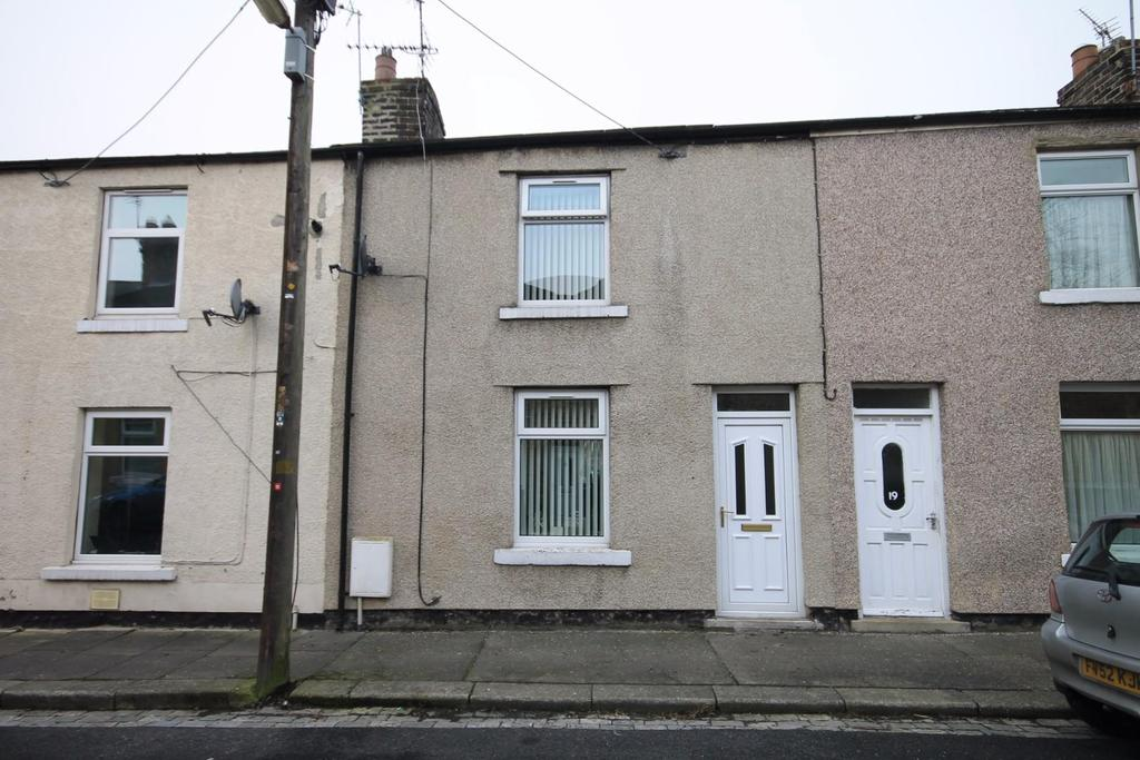 2 Bedrooms Cottage House for sale in Church Street, Howden Le Wear, Crook
