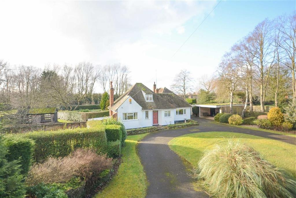 4 Bedrooms Detached Bungalow for sale in Loughborough Road, Bunny