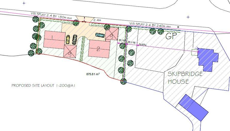 Land Commercial for sale in York Road, Kirk Hammerton, York, North Yorkshire, YO26