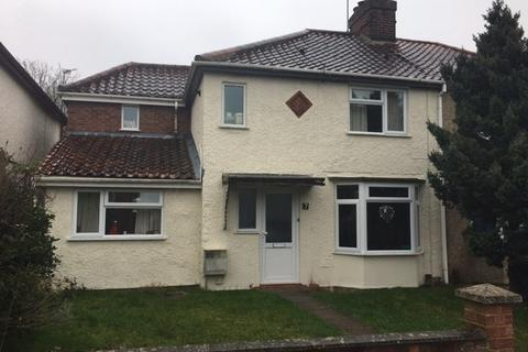 5 bedroom semi-detached house to rent - Corie Road, Norwich NR4