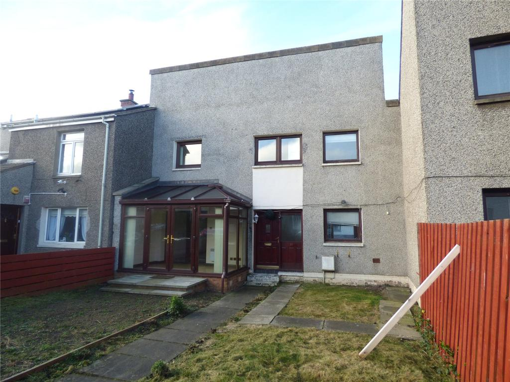 2 Bedrooms Terraced House for sale in 16 Komarom Place, Dalkeith, Midlothian, EH22