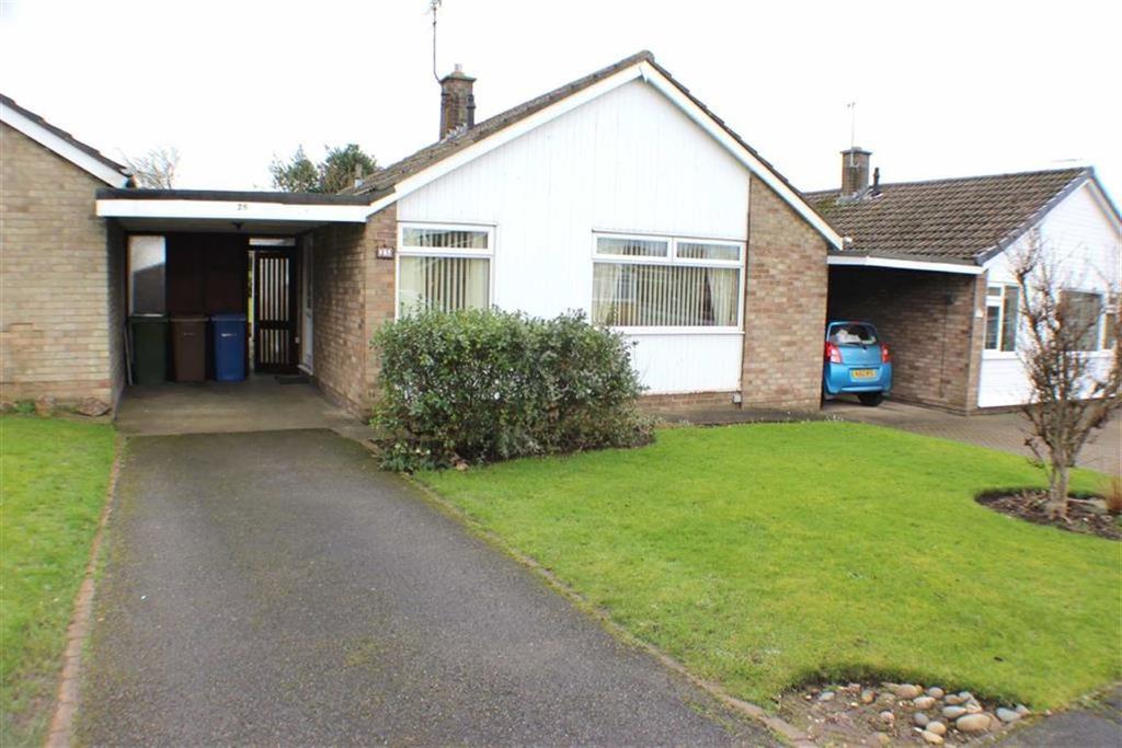 2 Bedrooms Detached Bungalow for sale in Danescroft, Bridlington, East Yorkshire