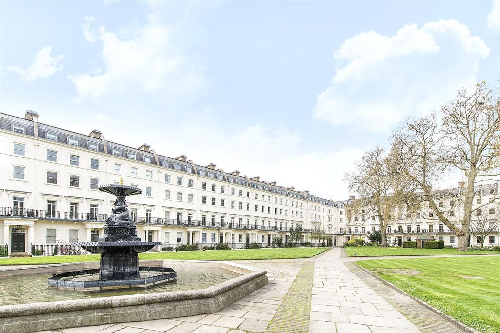 2 Bedrooms Flat for sale in Lindsay Square, Pimlico, London
