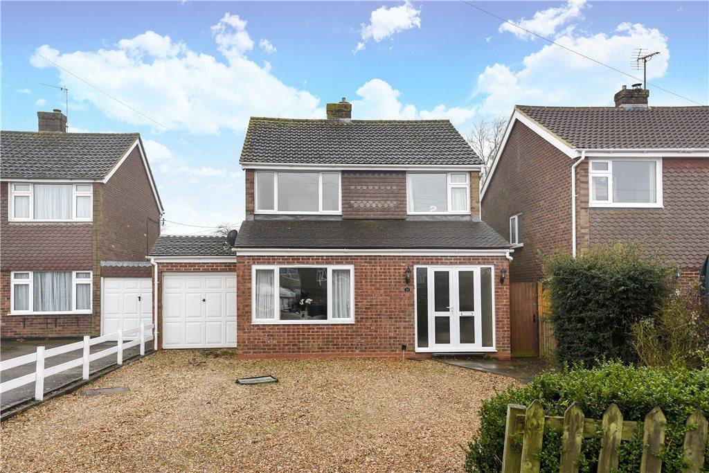 4 Bedrooms Detached House for sale in Crawley Road, Cranfield, Bedfordshire