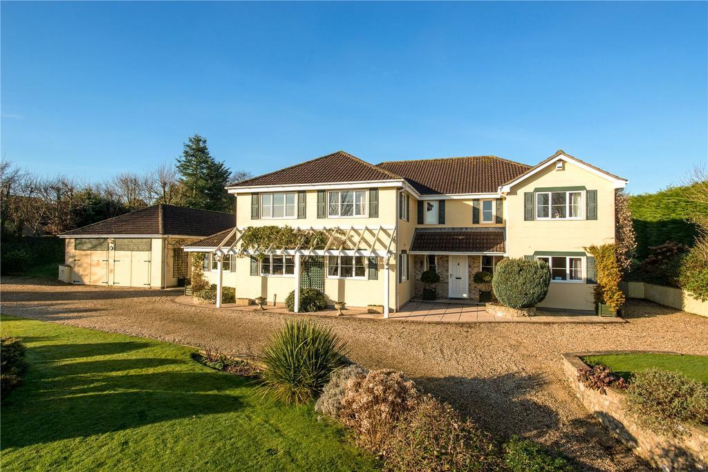 5 Bedrooms Detached House for sale in Burridge, Axminster, Devon, EX13
