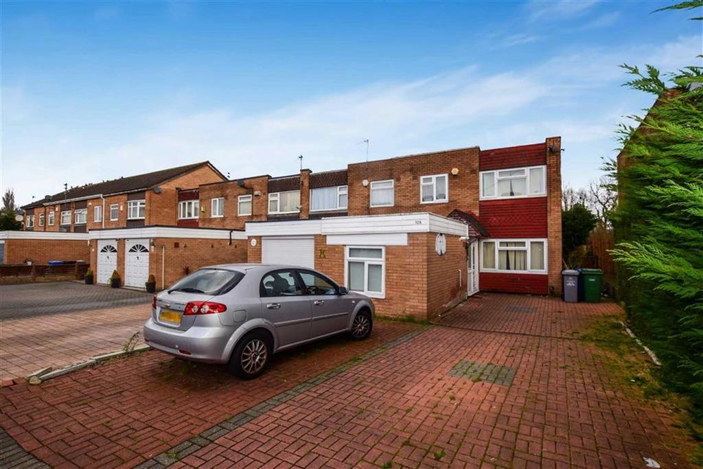 4 Bedrooms End Of Terrace House for sale in Redbrook Road, Timperley, Cheshire, WA15