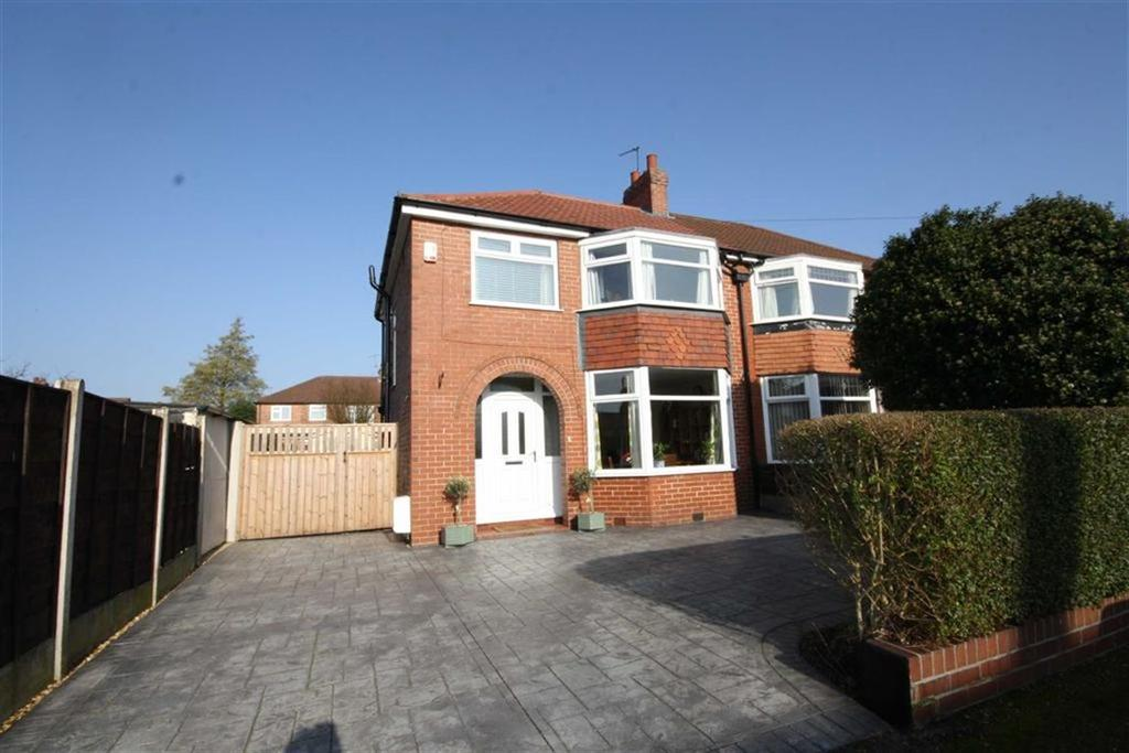 3 Bedrooms Semi Detached House for sale in Oban Drive, Sale