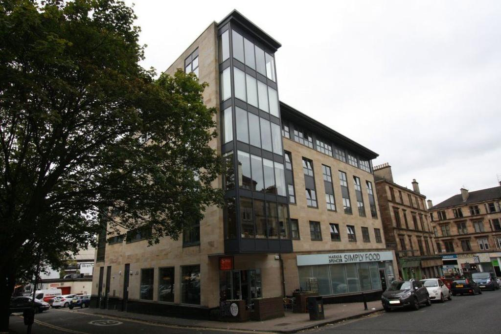 2 Bedrooms Flat for rent in Great George Lane, Glasgow