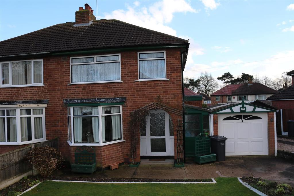 3 Bedrooms Semi Detached House for sale in The Island, Mile Oak, Tamworth