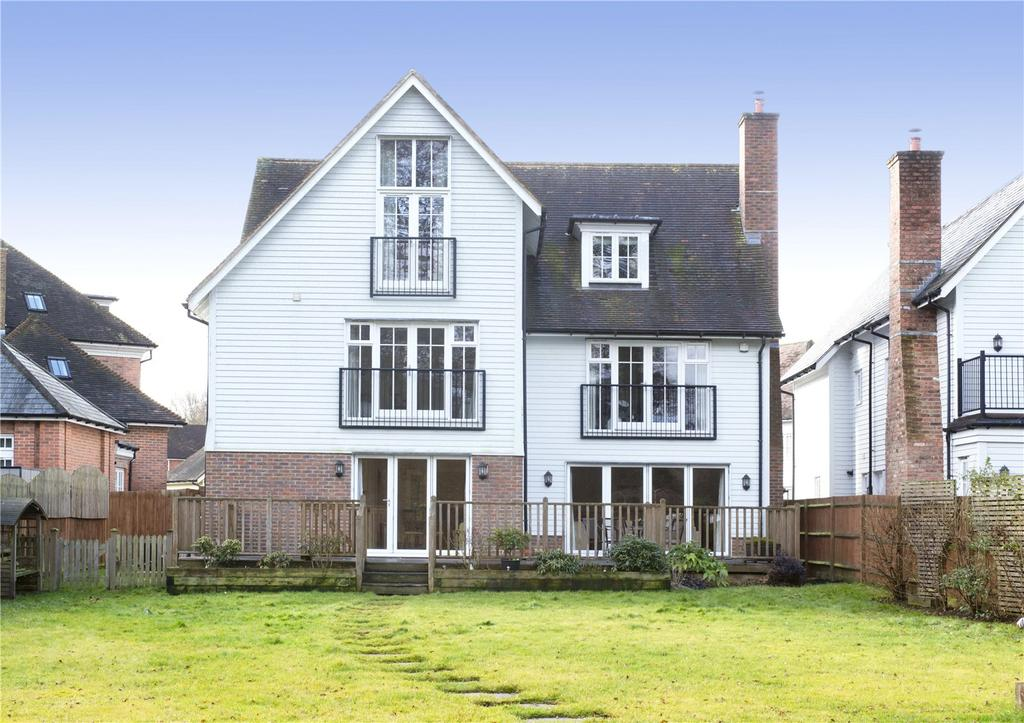 5 Bedrooms Detached House for sale in Watermill Close, Brasted, Westerham, Kent, TN16