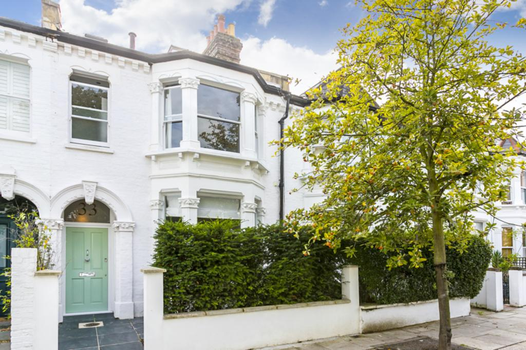 4 Bedrooms Terraced House for sale in Keith Grove, London, W12