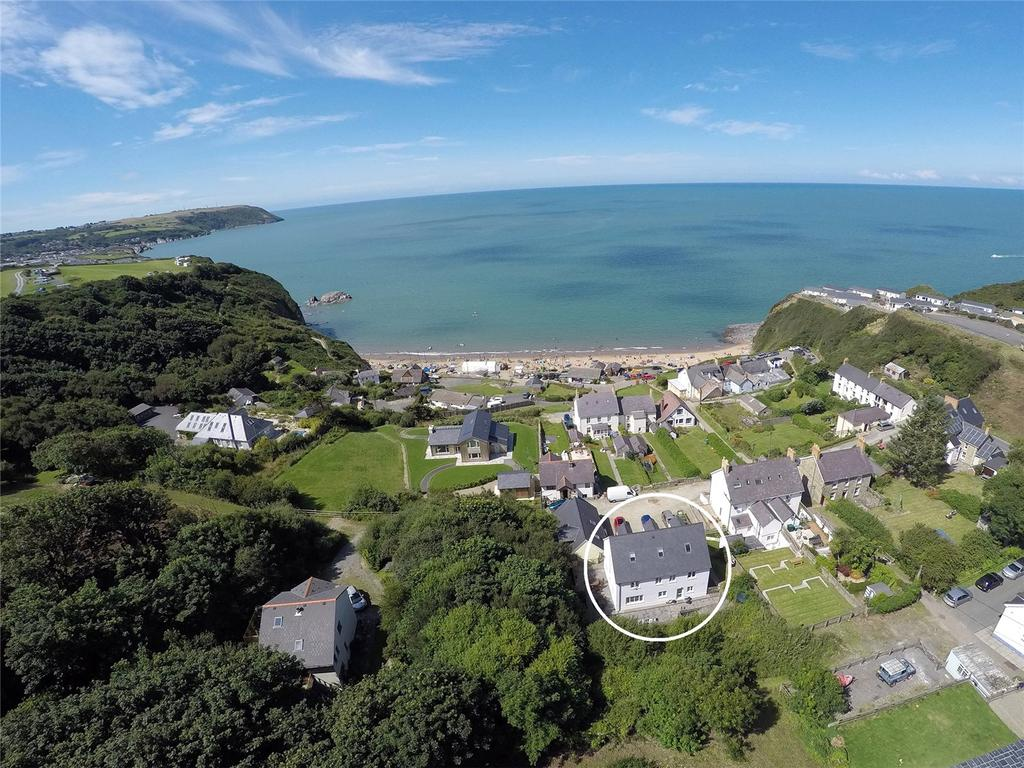 6 Bedrooms Detached House for sale in Tresaith, Nr Cardigan, Ceredigion, SA43