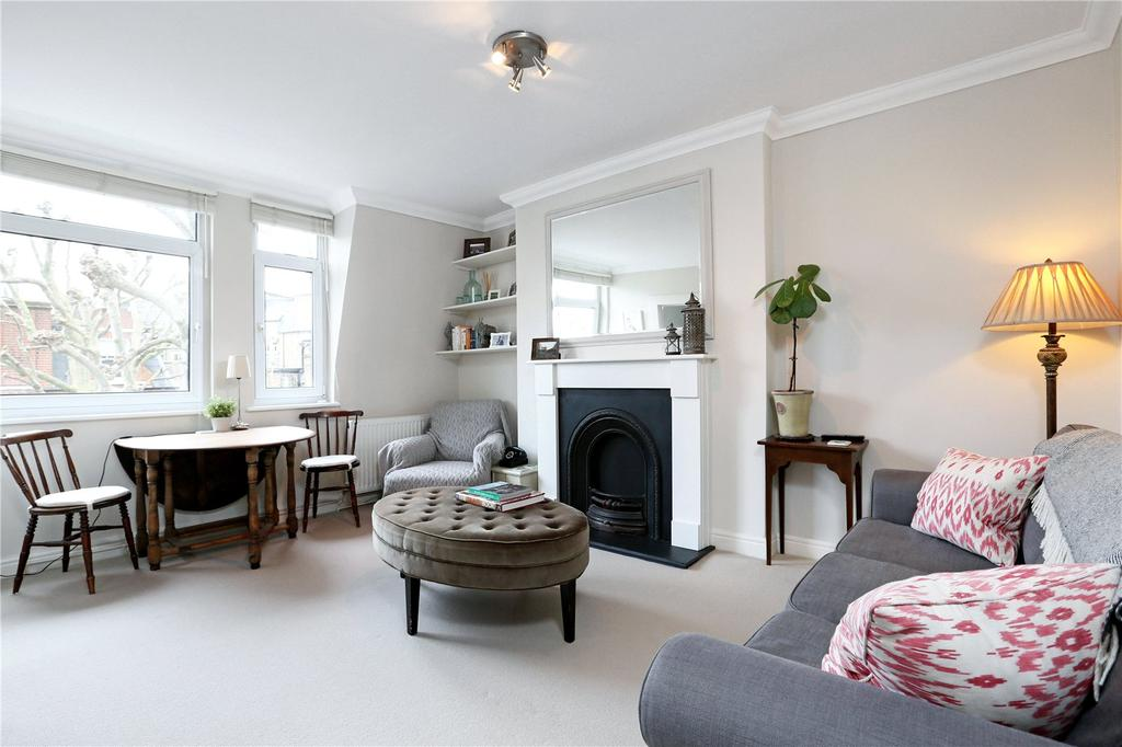 1 Bedroom Flat for sale in Crookham Road, Fulham, London, SW6