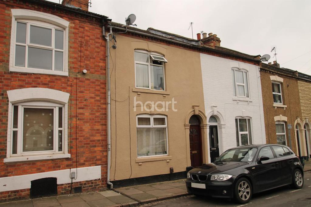 3 Bedrooms Terraced House for sale in Queens Road, The Mounts, Northampton