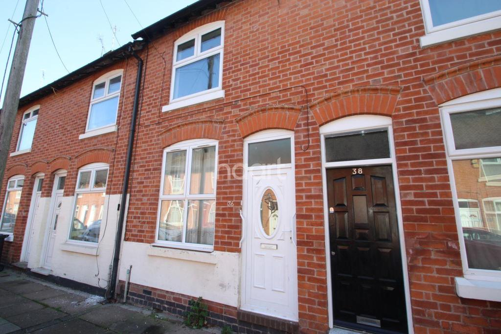 2 Bedrooms Terraced House for sale in Muriel Road, Leicester