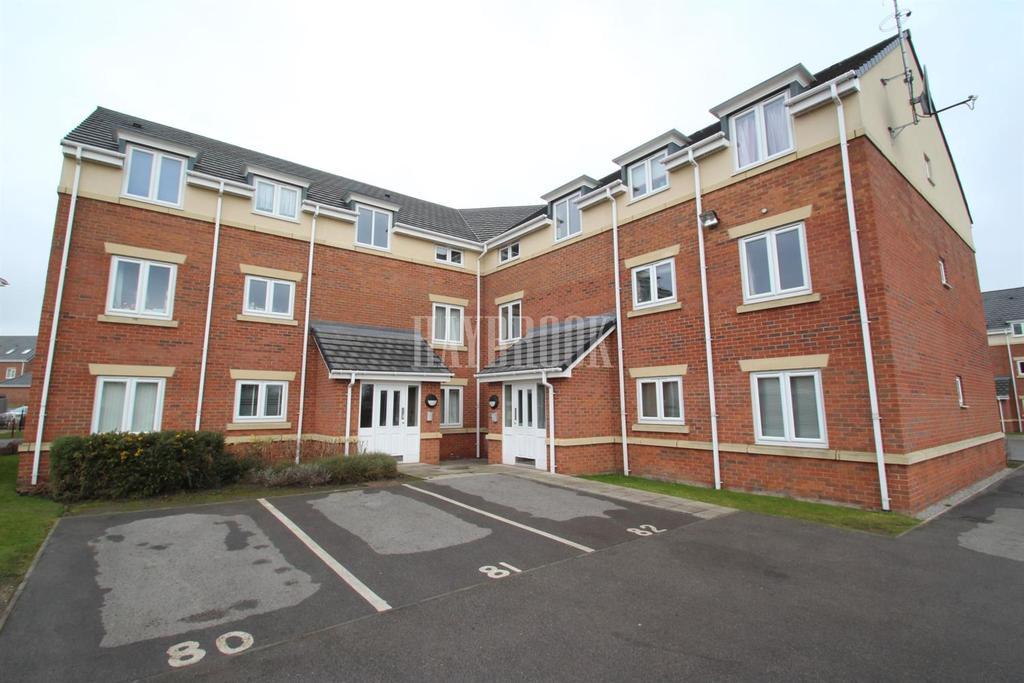 2 Bedrooms Flat for sale in Doveholes Drive, Handsworth