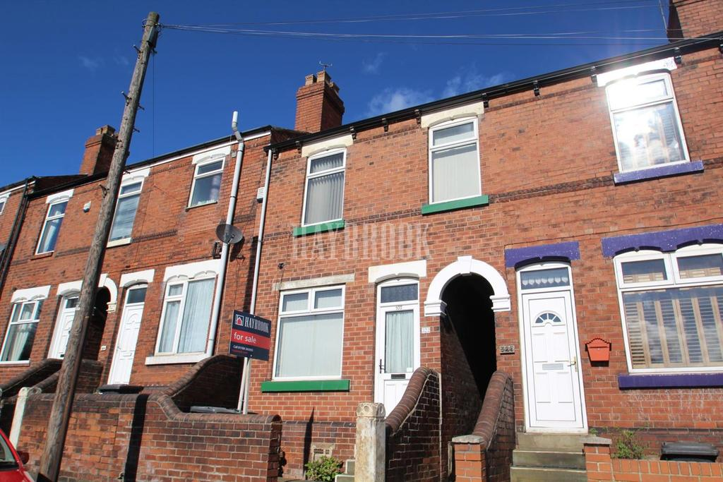 2 Bedrooms Terraced House for sale in Wortley Road, Kimberworth