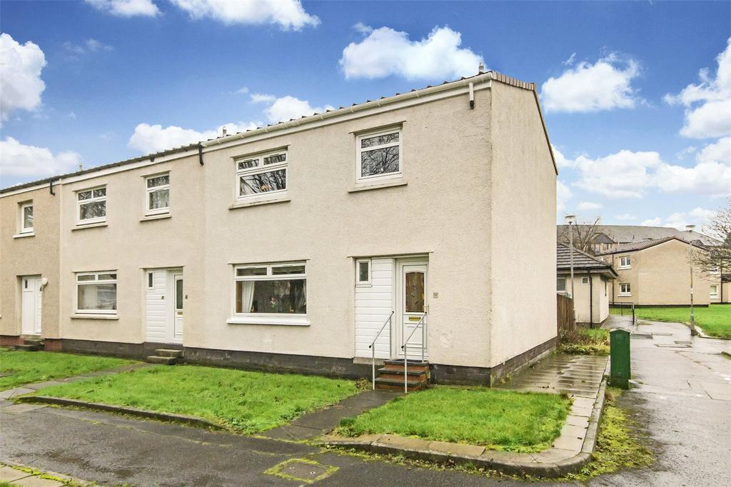 3 Bedrooms End Of Terrace House for sale in 25 Rutland Place, Kinning Park, Glasgow, G51