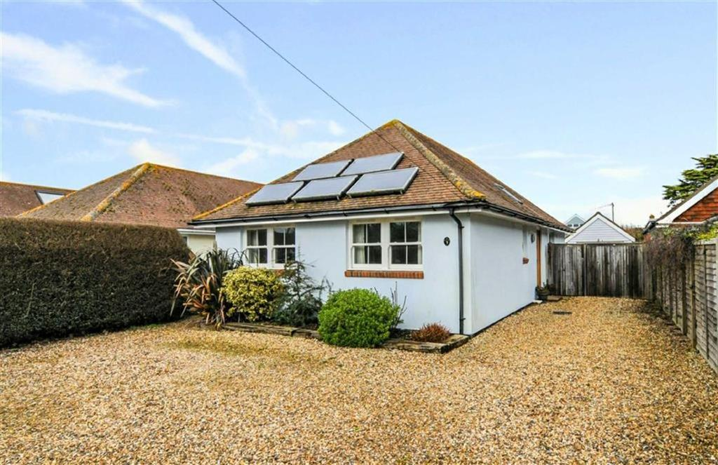 3 Bedrooms Detached Bungalow for sale in Charlmead, East Wittering, West Sussex