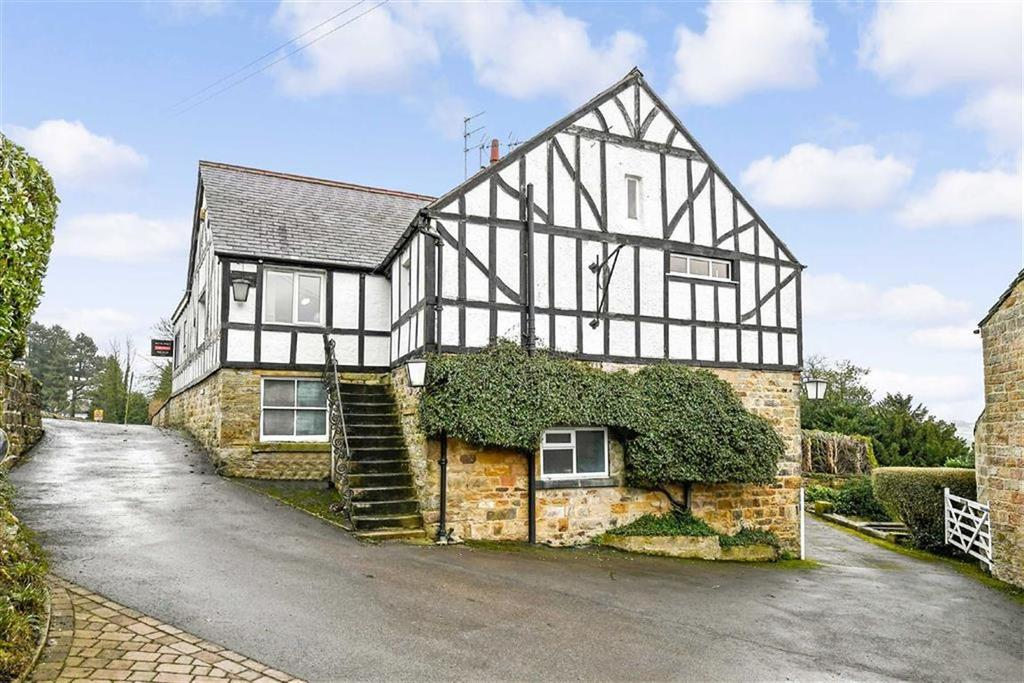 5 Bedrooms Detached House for sale in Hill Foot Lane, Harrogate, North Yorkshire