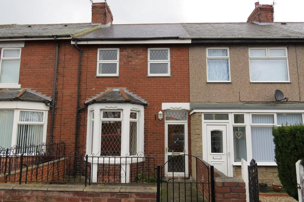 3 Bedrooms Terraced House for sale in Newbiggin Road, Ashington