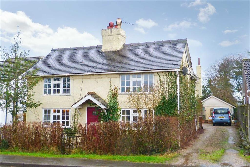 4 Bedrooms Detached House for sale in Babbinswood, Whittington, Oswestry, SY11