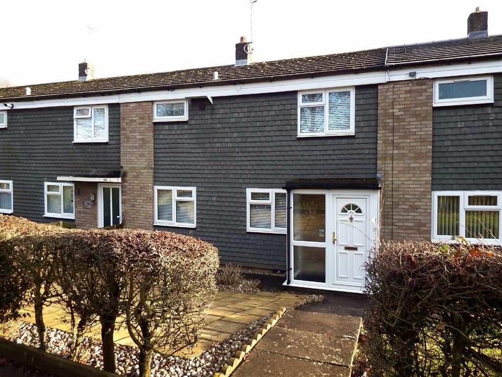 3 Bedrooms Terraced House for sale in Vardon Road, Stevenage, Hertfordshire, SG1