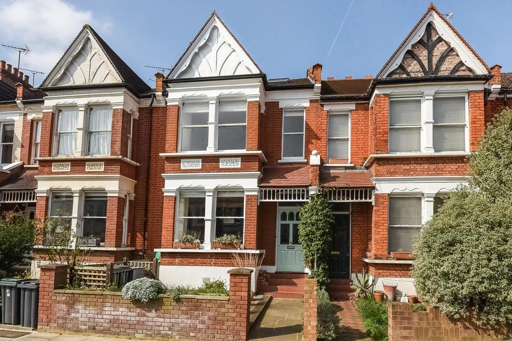 4 Bedrooms Terraced House for sale in Linzee Road, Crouch End, N8