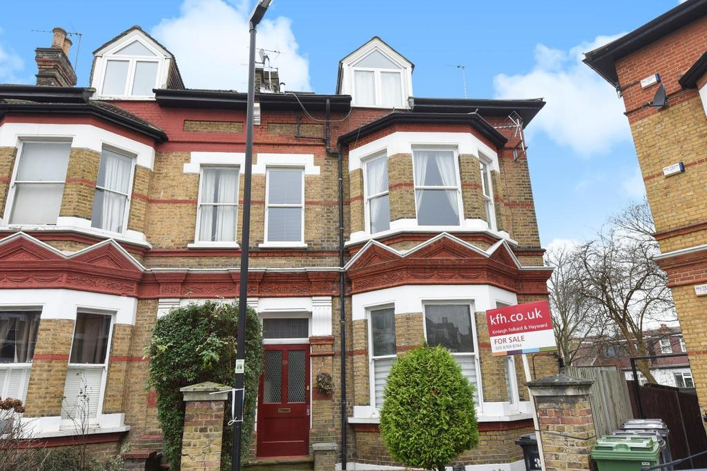 2 Bedrooms Flat for sale in Tierney Road, Streatham, SW2