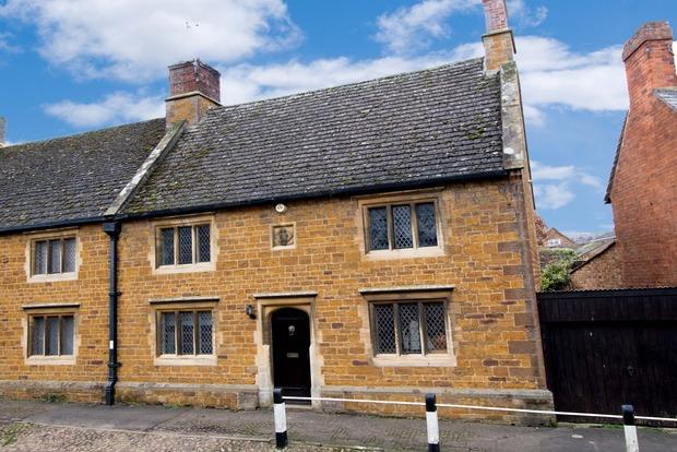 2 Bedrooms Semi Detached House for sale in Main Street, Ashley, Market Harborough, LE16