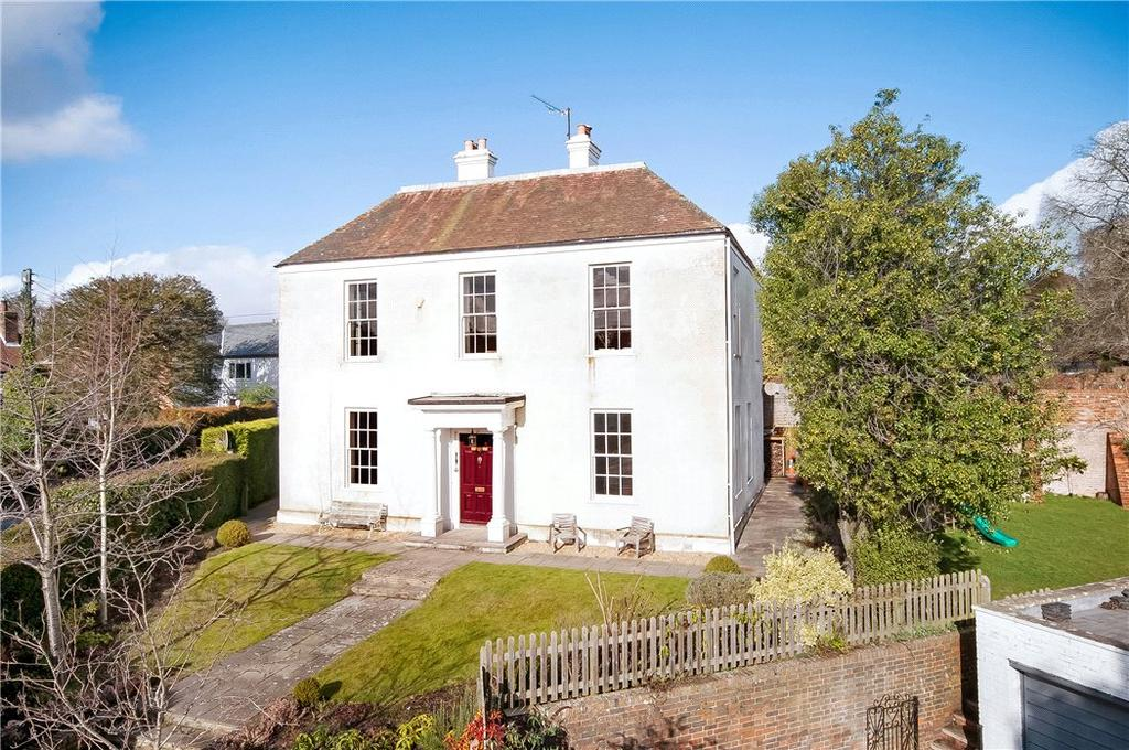 5 Bedrooms Detached House for sale in High Street, Droxford, Southampton, Hampshire, SO32