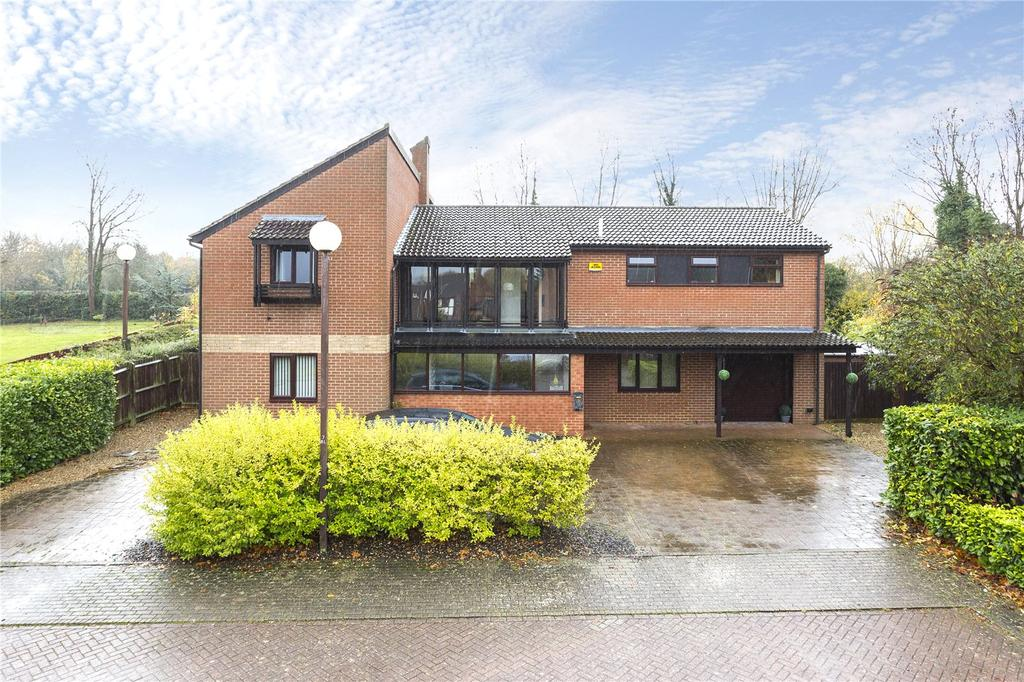 6 Bedrooms Detached House for sale in Boulters Lock, Giffard Park, Milton Keynes, MK14