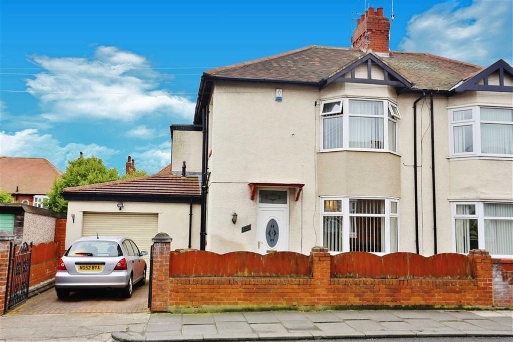 3 Bedrooms Semi Detached House for sale in Mount Road, High Barnes, Sunderland, SR4