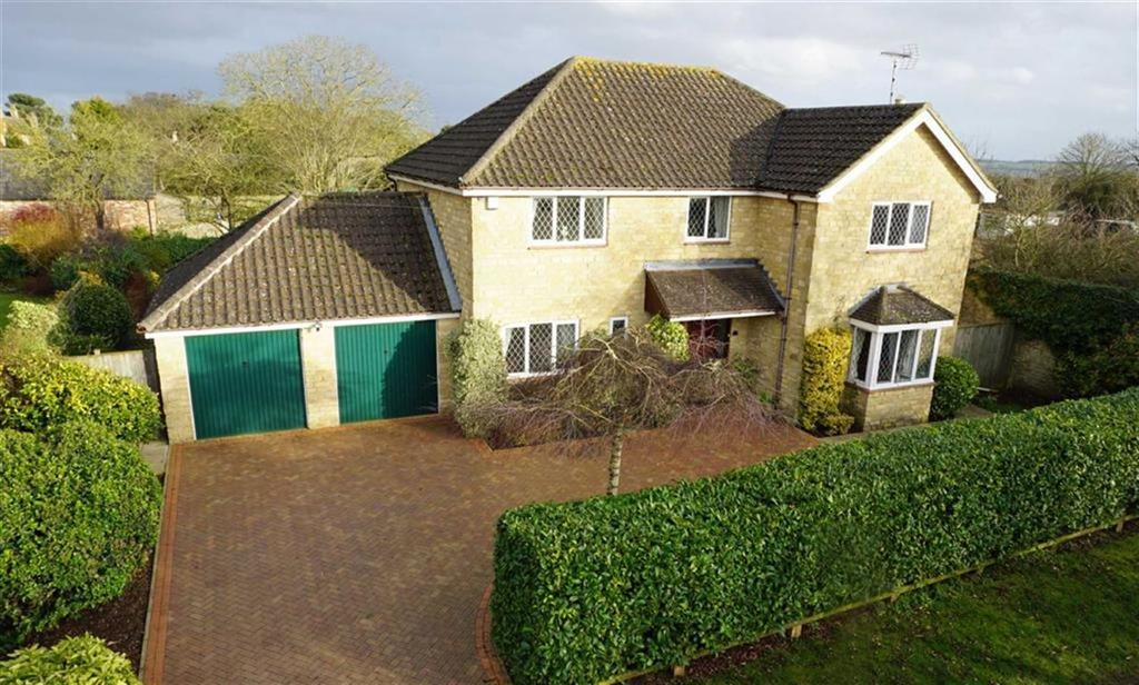 4 Bedrooms Detached House for sale in Seaton Road, Glaston, Rutland