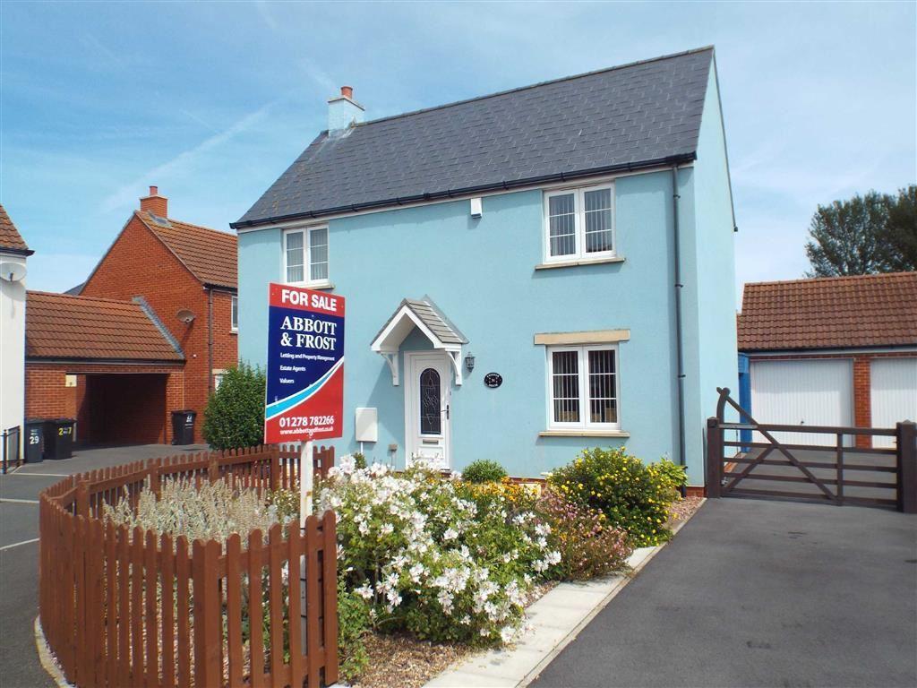 4 Bedrooms Detached House for sale in Mulholland Way, Highbridge
