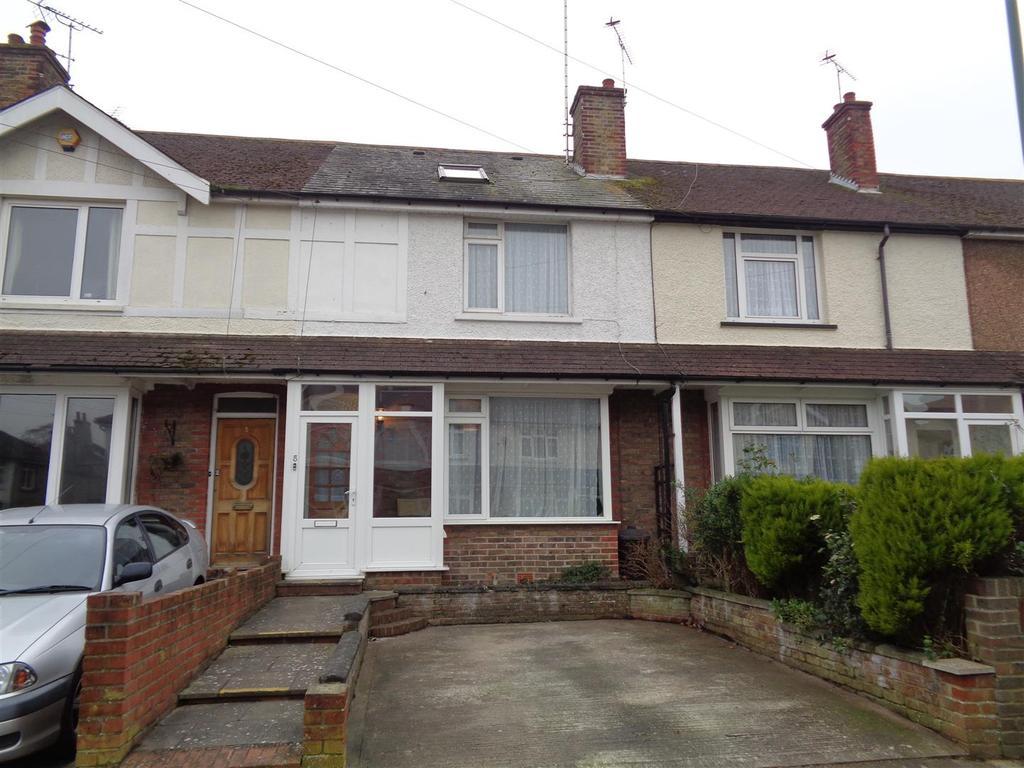 3 Bedrooms Terraced House for sale in Murina Avenue, Bognor Regis