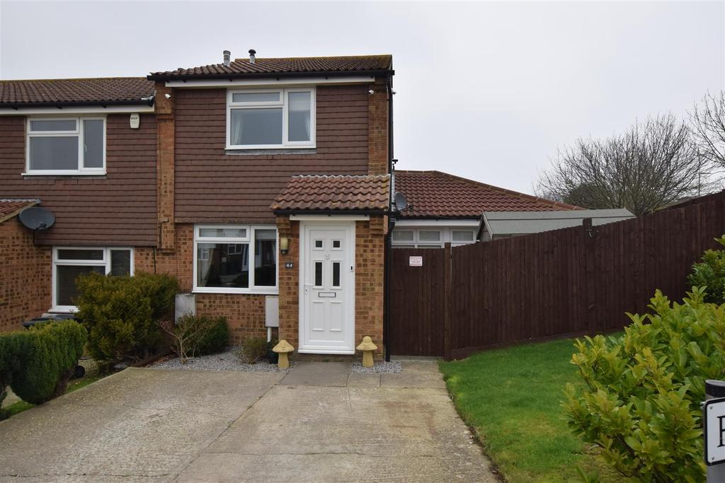 2 Bedrooms House for sale in Field Way, St. Leonards-On-Sea