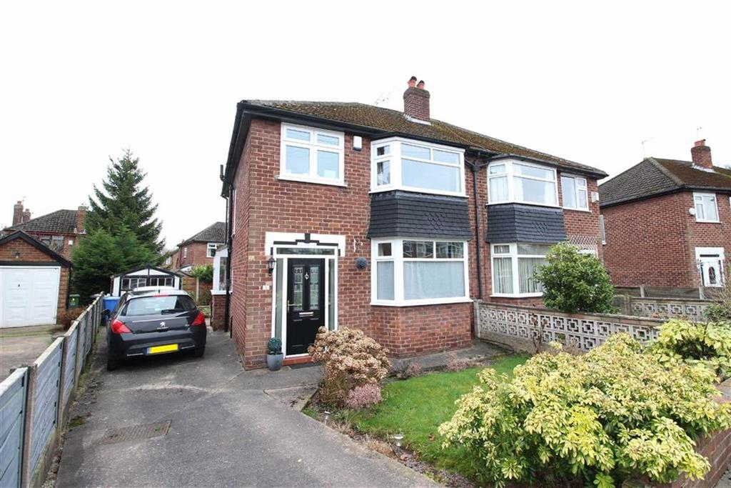 3 Bedrooms Semi Detached House for sale in Rothesay Crescent, Sale