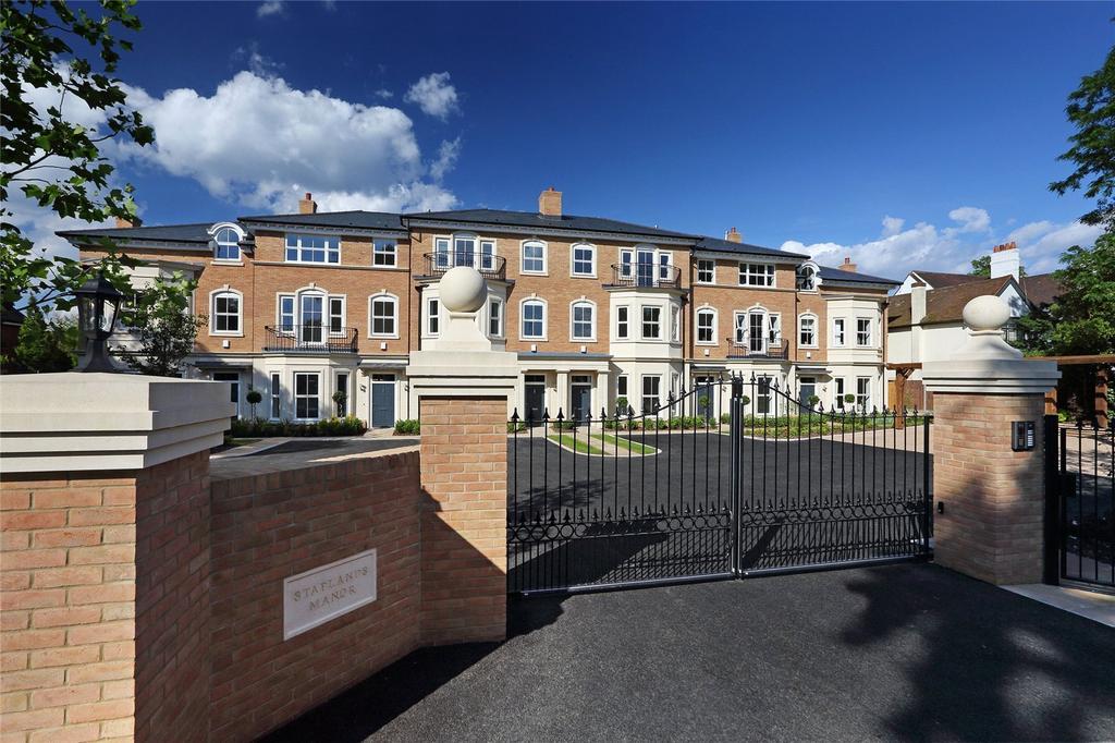 5 Bedrooms House for sale in Oatlands Chase, Weybridge, KT13
