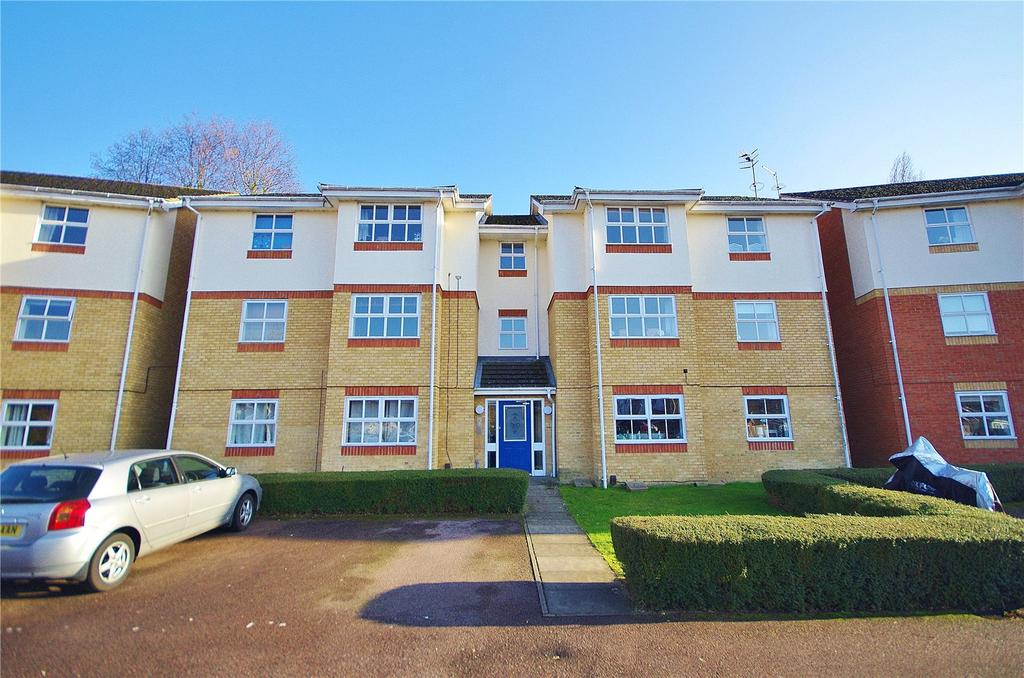 2 Bedrooms Apartment Flat for sale in Evensyde, Watford, Hertfordshire, WD18